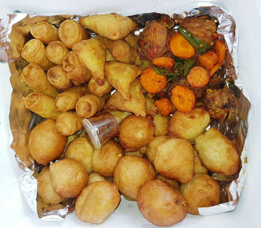 Small Chops | Meals & Drinks for sale in Lugbe District, Abuja (FCT) State, Nigeria