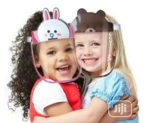Children/Kids Face Shield in Port Harcourt | Babies & Kids Accessories for sale in Rivers State, Port-Harcourt