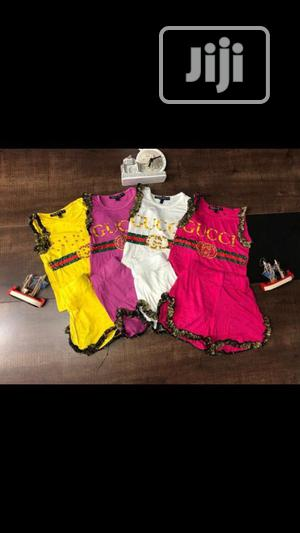 Quality Gucci Up and Down Short | Children's Clothing for sale in Lagos State, Alimosho