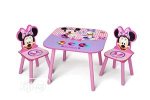 Minnie Mouse Bowtique Table and Chair   Toys for sale in Lagos State, Ajah