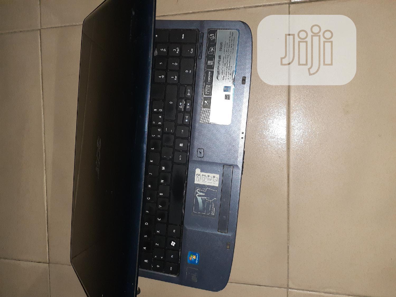 Archive: Laptop Acer Aspire 5738 4GB Intel Pentium HDD 320GB