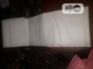 Photography Backdrop 10x10 Feet (White and Brown) | Accessories & Supplies for Electronics for sale in Oyo State, Ibadan