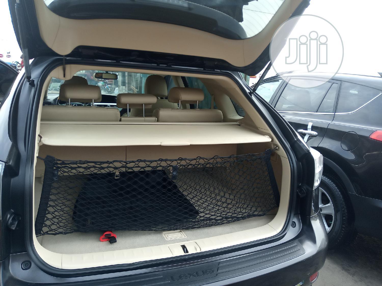 Lexus RX 2010 350 Gray | Cars for sale in Apapa, Lagos State, Nigeria