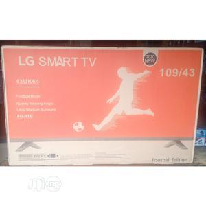 43 Inch LG Full HD Brand New Smart LED TV | TV & DVD Equipment for sale in Lagos State, Ojo