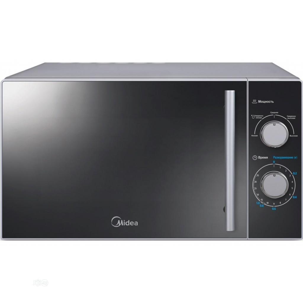 Archive: Midea Microwave Oven-Mm820cj9-Pm Black