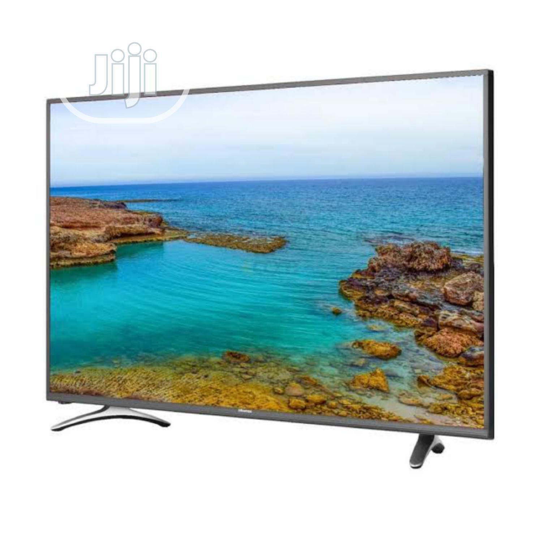 55 Inch Brand New Hisense 4K Uhd Smart LED TV