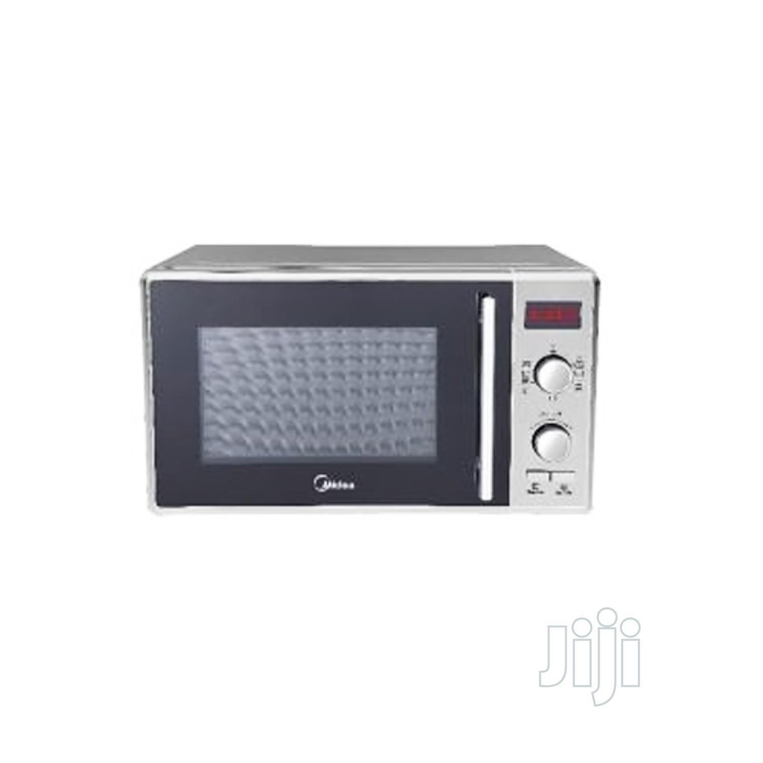 Archive: Midea Microwave Oven-Ag925agn-P Silver
