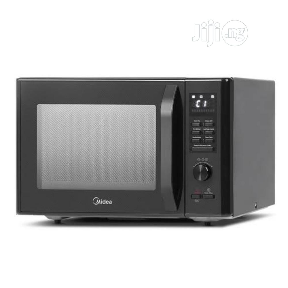 Archive: Midea Microwave Oven-ac928a2ca-s Black