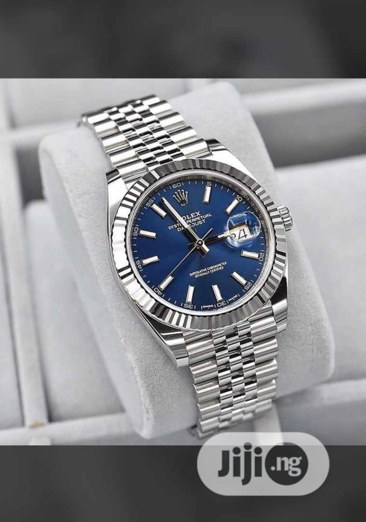 Top Quality Roles Stainless Steel Watch