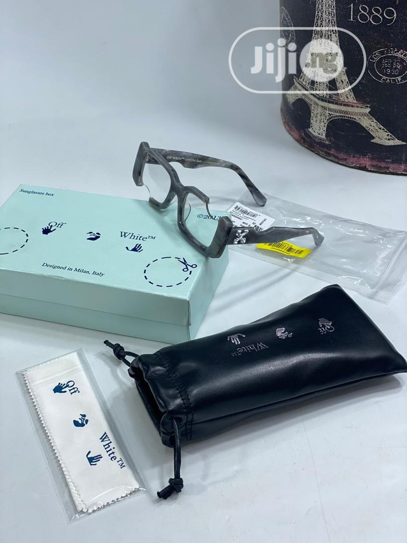 Top Quality Off-white Sunglasses