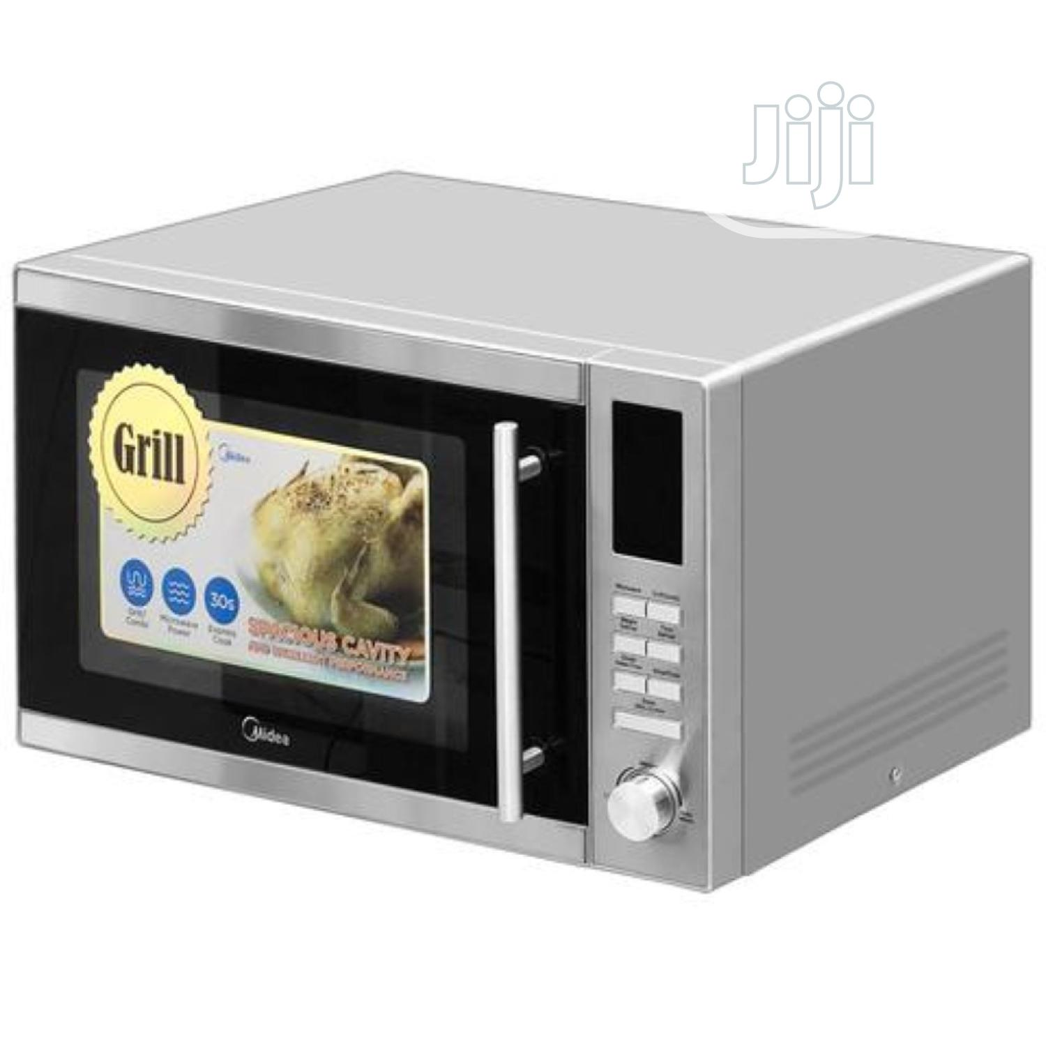 Archive: Midea Microwave Oven -mm720c2by-pm 20l-mr. White