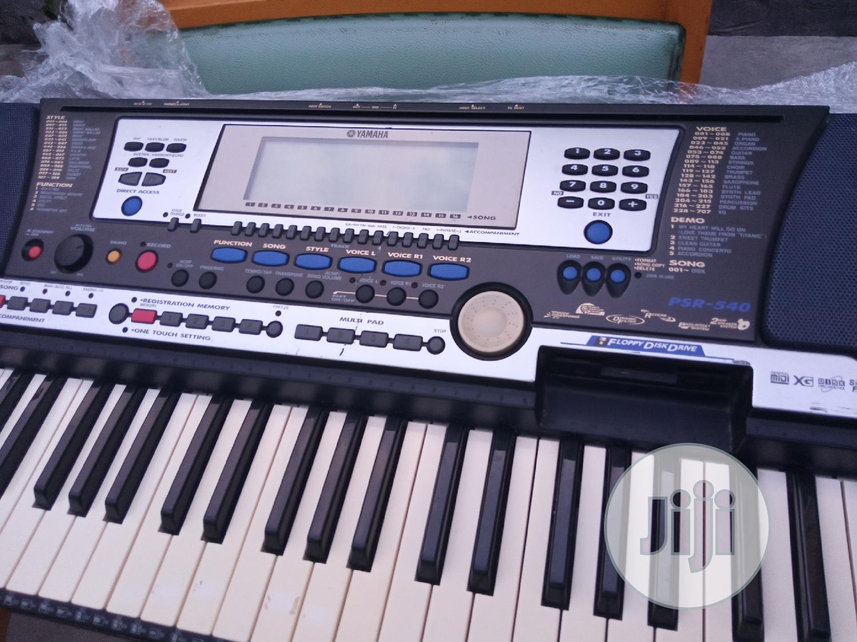 Archive: Yamaha Psr 540