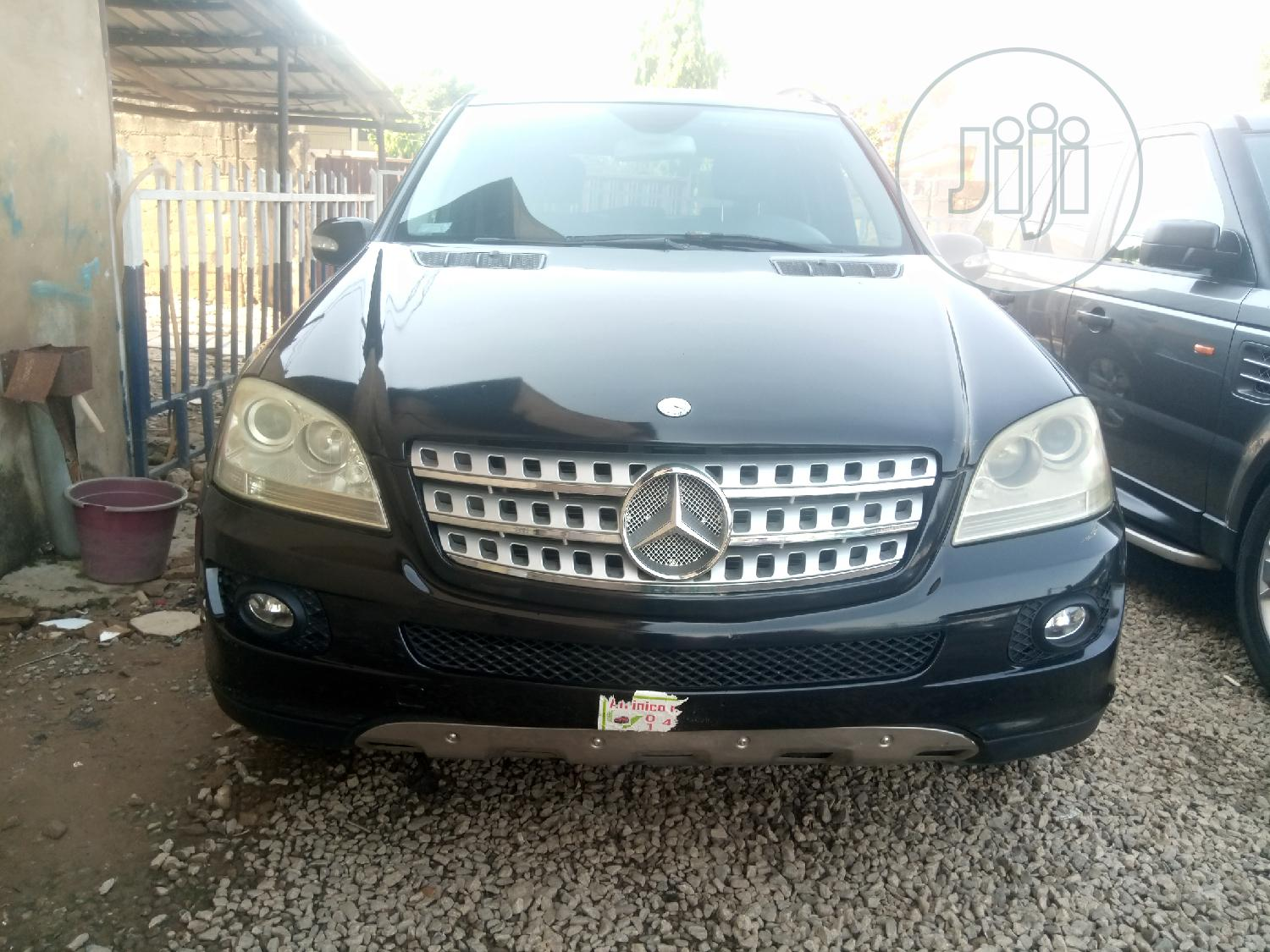 Mercedes-Benz M Class 2005 | Cars for sale in Central Business Dis, Abuja (FCT) State, Nigeria