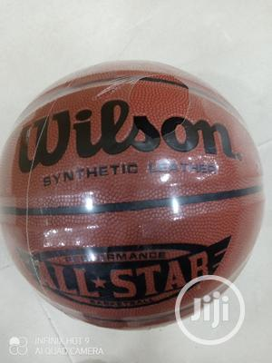 Wilson Basketball   Sports Equipment for sale in Lagos State, Yaba