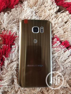 Samsung Galaxy S7 edge 32 GB Gold   Mobile Phones for sale in Enugu State, Enugu