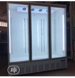3 Doors Supermarket High Luxurious Beverage Chiller | Store Equipment for sale in Lagos State, Ikeja