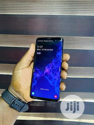 Samsung Galaxy S9 Plus 128 GB Black | Mobile Phones for sale in Lagos State, Ikeja