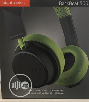 Brand New Plantronics Backbeats 500 | Headphones for sale in Lagos State, Ikeja