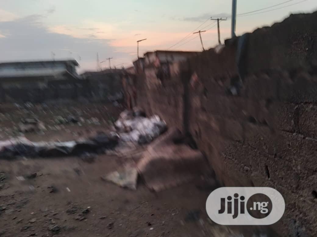 1 1/2 Plot of Land for Sale at Akowonjo