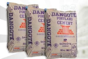 600 and 900 Bags of Dangote Cement - Best Wholesale Price   Building Materials for sale in Lagos State, Lekki