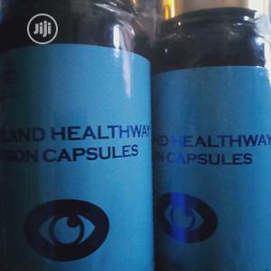 Vision Vital Capsule (Cures All Eye Problems) | Vitamins & Supplements for sale in Anambra State, Nnewi