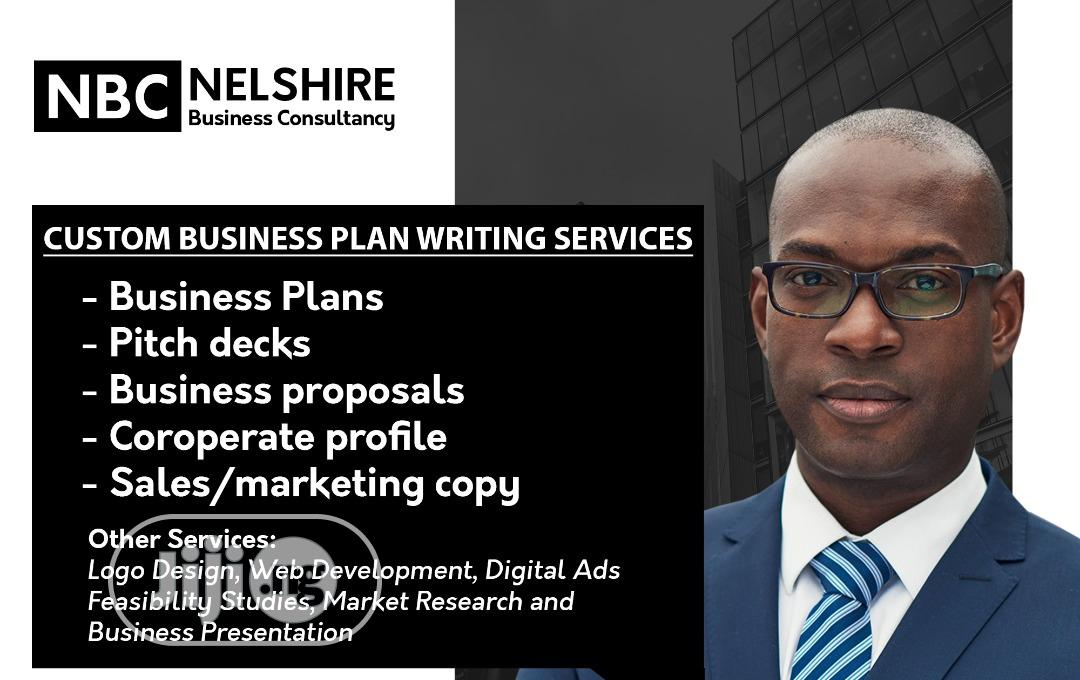 Archive: Professional Writers : Business Plan, Proposals, Pitch Decks