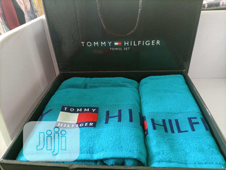 Designer's Tommy Hilfiger Towels