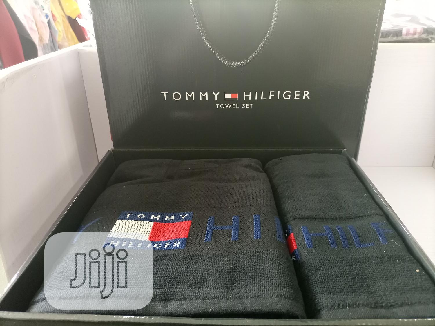 Designer's Tommy Hilfiger Towels | Home Accessories for sale in Wuse, Abuja (FCT) State, Nigeria
