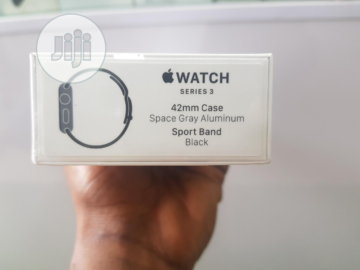 Apple Iwatch Series 3 42mm GPS Only