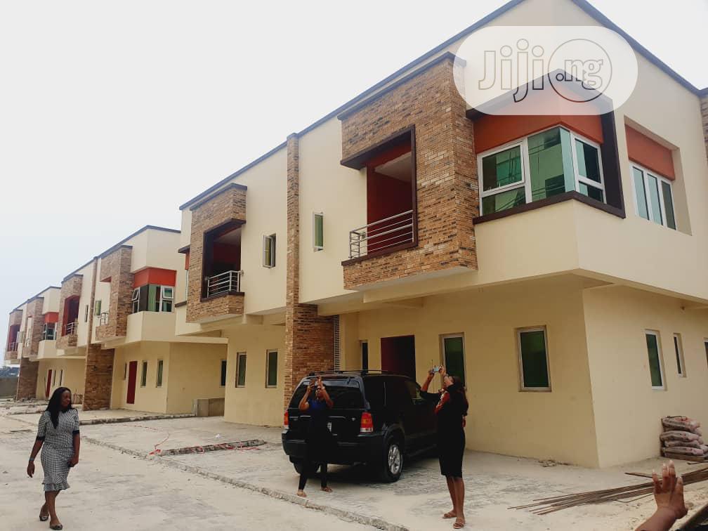 Newly Built Bedroom Apartments In Cyber Vile, Lekki