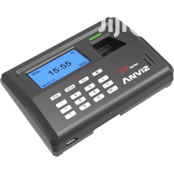 Anviz Fingerprint Time And Attendance Register