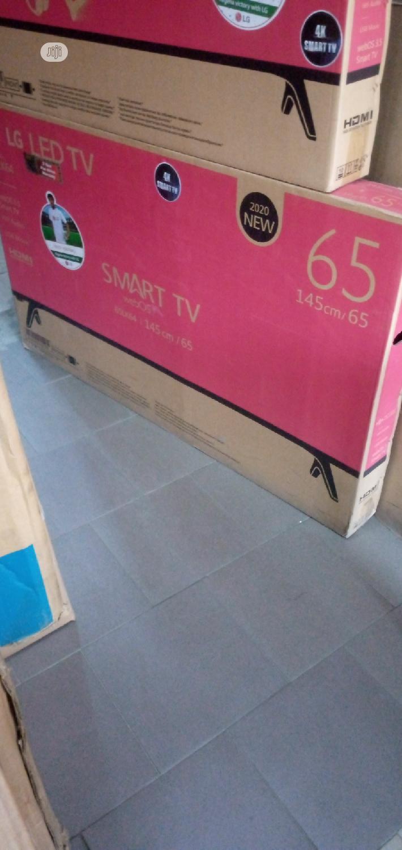 LG 65inches Smart TV Led | TV & DVD Equipment for sale in Oshodi, Lagos State, Nigeria