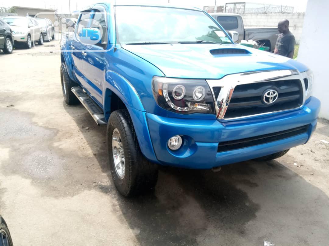 Toyota Tacoma 2008 PreRunner Blue