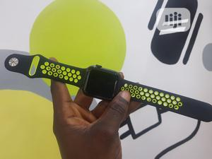 Apple Iwatch Series 5 44mm GPS Only | Smart Watches & Trackers for sale in Lagos State, Ikeja