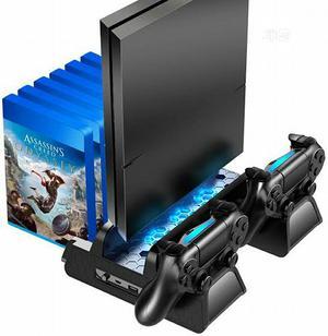 Oivo Regular Ps4/Ps4 Slim/Ps4 Procooler Multifunctionalverti   Video Game Consoles for sale in Lagos State, Ikeja
