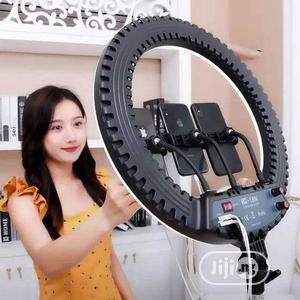 2020 18 Inch Makeup Ring Light Led Circle Selfie Ring Light | Accessories for Mobile Phones & Tablets for sale in Lagos State, Ikeja