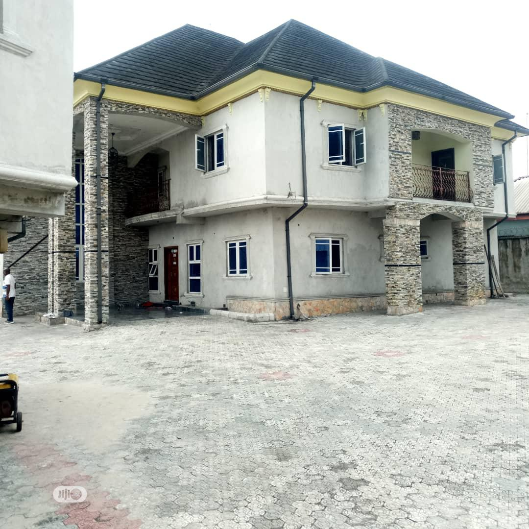 6bedroom Duplex For Sale Off Woji Road Port Harcourt