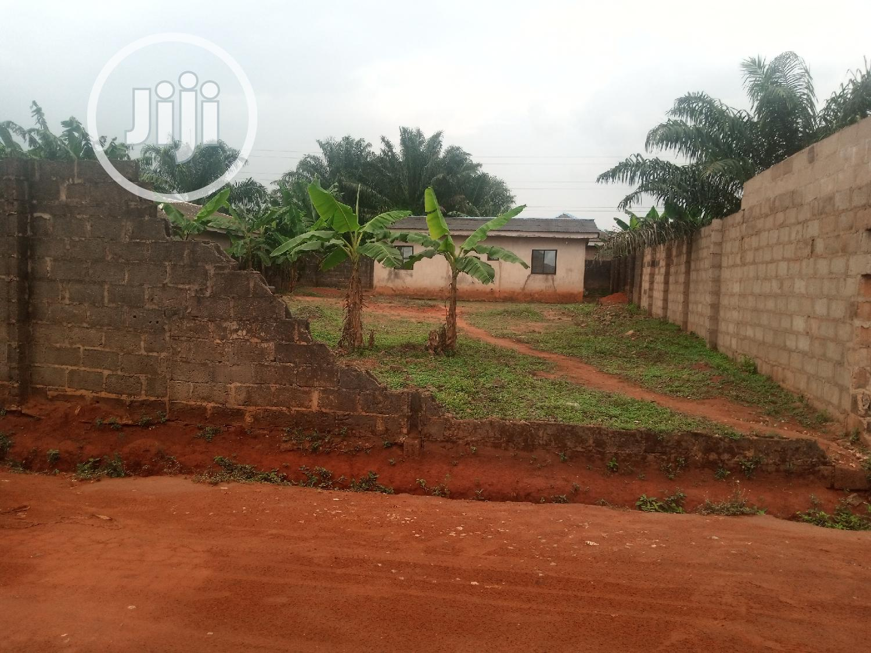 3 Bedroom Setback on a Plot of Land for Sale at Moricas Str
