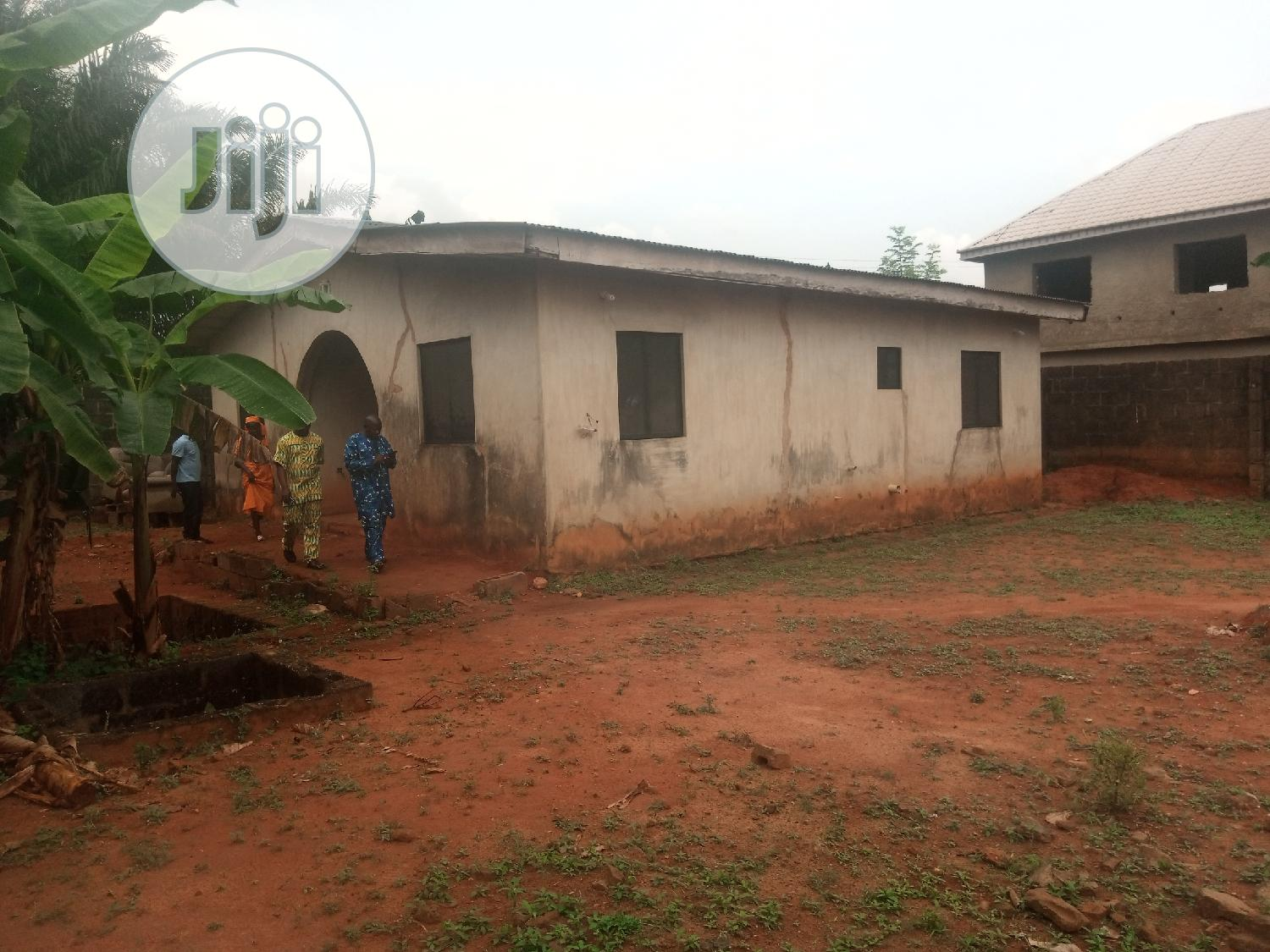 3 Bedroom Setback on a Plot of Land for Sale at Moricas Str   Houses & Apartments For Sale for sale in Ayobo, Ipaja, Nigeria