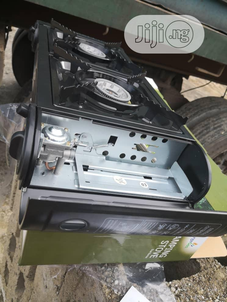 Recharge Gas, Camping Stove