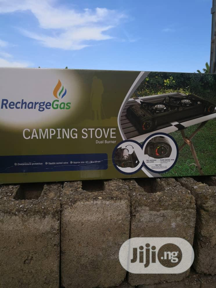 Recharge Gas, Camping Stove   Camping Gear for sale in Ikeja, Lagos State, Nigeria
