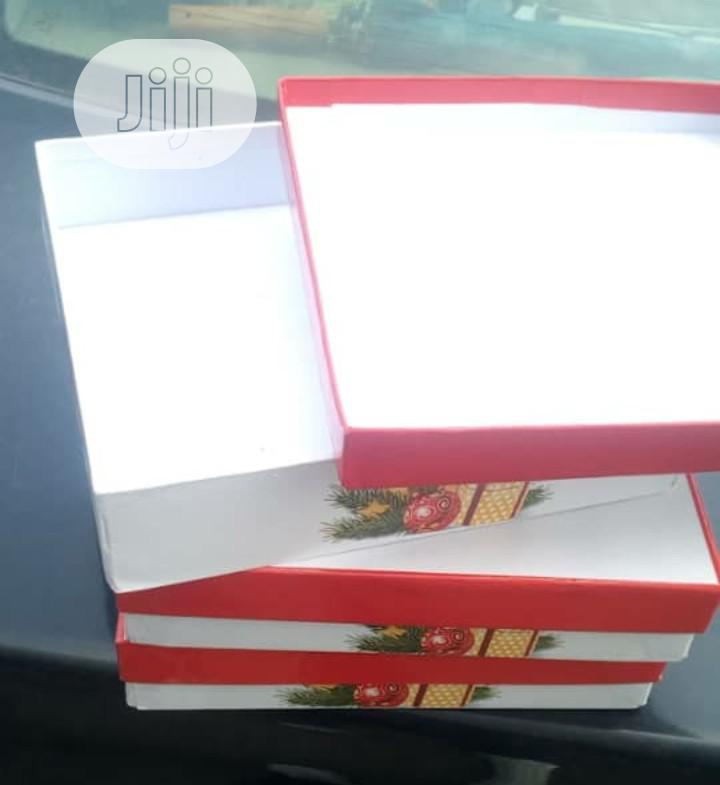 Christmas Gift Box   Arts & Crafts for sale in Ikorodu, Lagos State, Nigeria