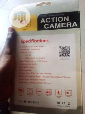 4k Ultra HD Wifi Action Camera Waterproof 30M | Photo & Video Cameras for sale in Abuja (FCT) State, Wuse