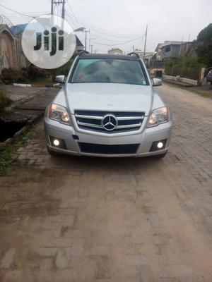 Mercedes-Benz GLK-Class 2012 350 4MATIC Silver   Cars for sale in Lagos State, Isolo