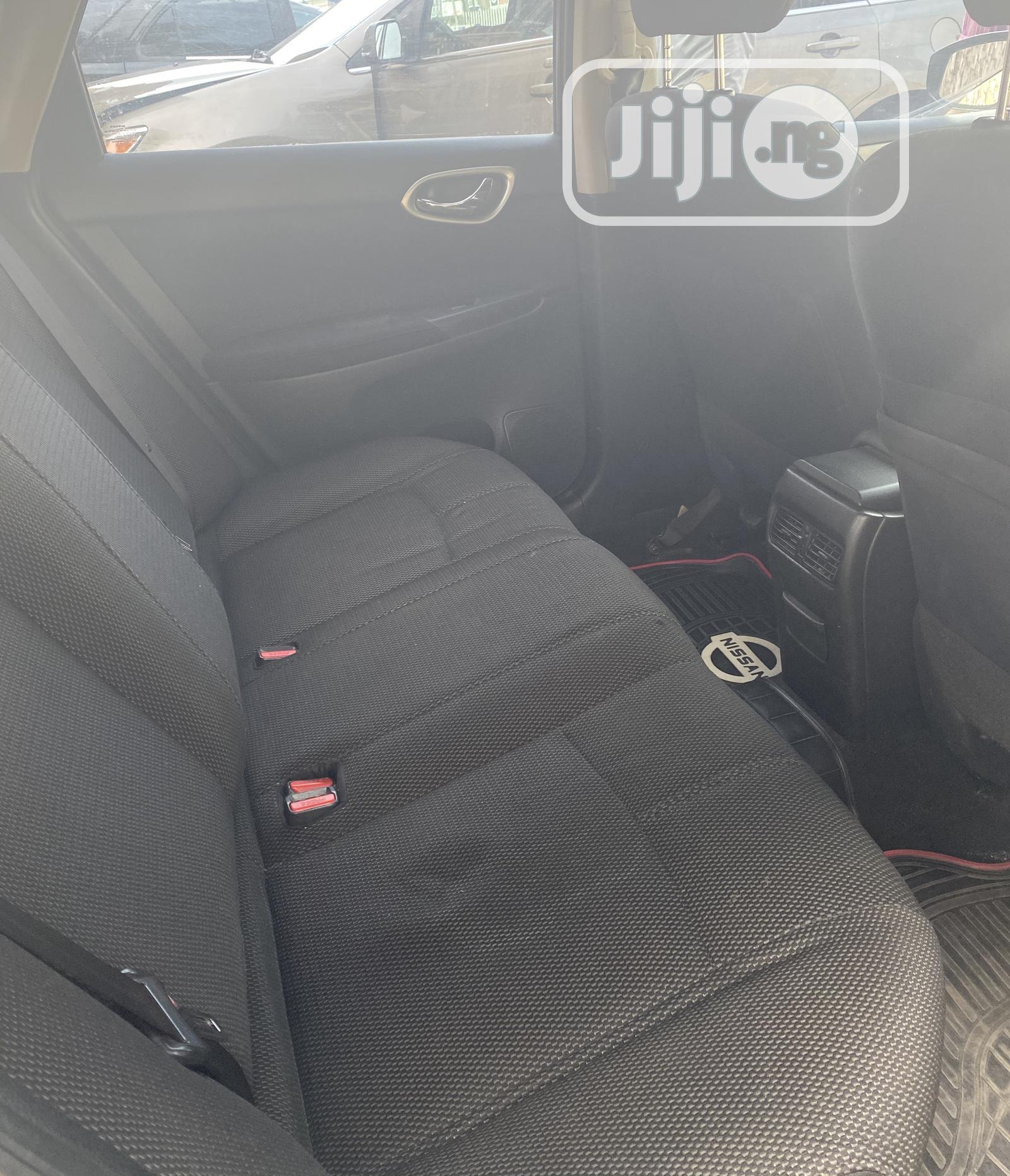 Archive: Nissan Sentra 2014 Black