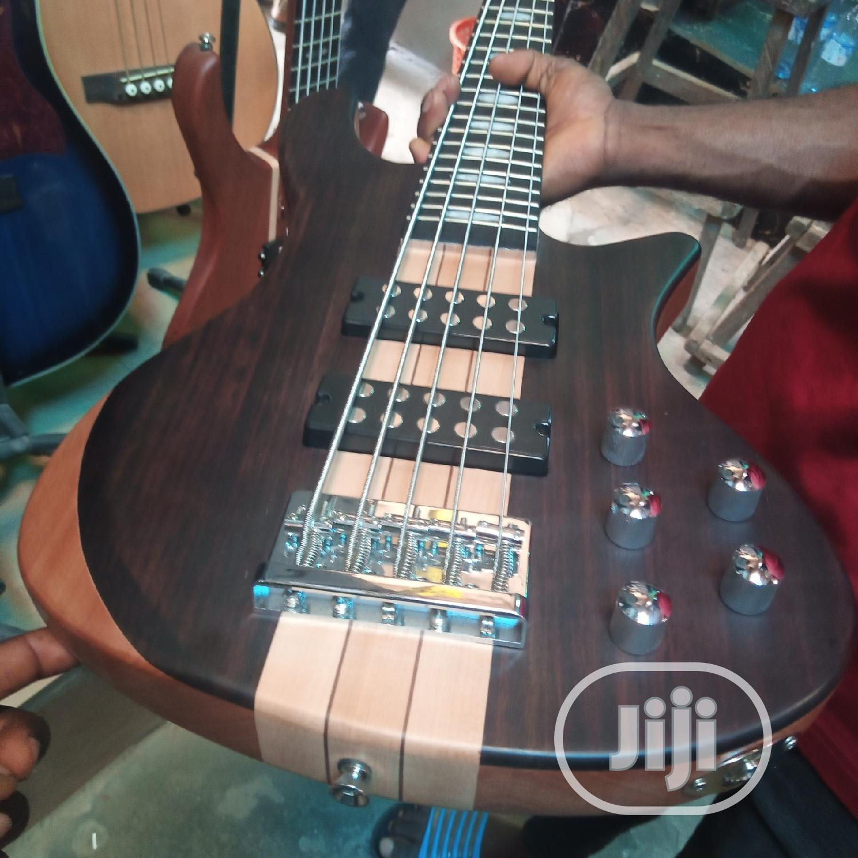 Original FENDER Bass Guitar 5strigs
