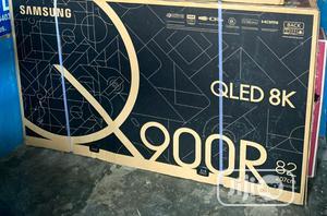 Samsung Qled 8K Television Qa82q900r | TV & DVD Equipment for sale in Lagos State, Ikeja