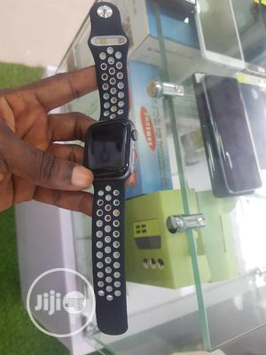 Apple Iwatch Series 4 44mm GPS Only | Smart Watches & Trackers for sale in Lagos State, Ikeja