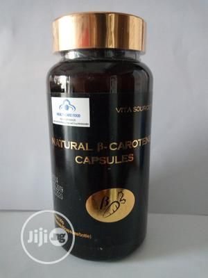 Natural B-carotene. Protects Eyes, Radiates Skin, Anti Aging | Vitamins & Supplements for sale in Lagos State, Surulere