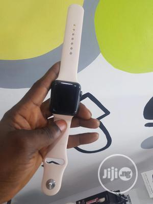 UK Used Apple Iwatch Series 3 42mm GPS Only | Smart Watches & Trackers for sale in Lagos State, Ikeja